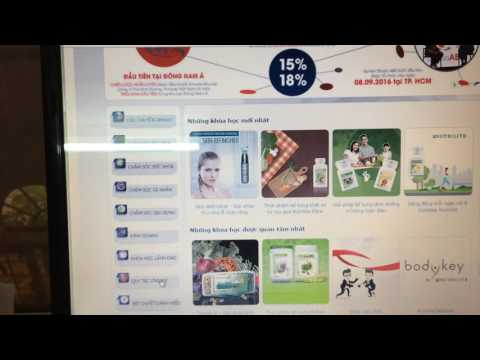 E-learning Amway VN