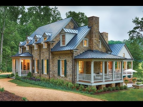 Southern living model home charlottesville