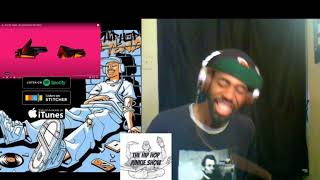 Run The Jewels - the ground below (Art Video) LISTENING PARTY!!!! REACTION VIDEO!!!