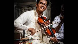 Chinnamma Adi (Short Cover) on Violin by N Ram Sundar