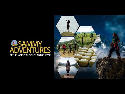 Sammy Adventures Ep 1: Chasing the Chitlang Cheese