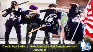Video Cantik Tapi Sadis..!! Inilah Bosozoku Girl Geng Motor dari Jepang..!! download MP3, 3GP, MP4, WEBM, AVI, FLV November 2017