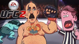 SuperMega Plays UFC 2