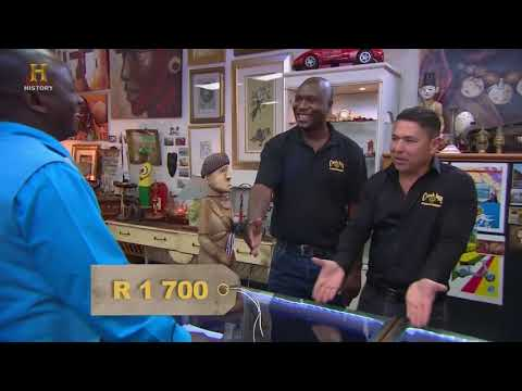 Звезды ломбарда  ЮАР   1 сезон 13 серия  Идеальный сандвич