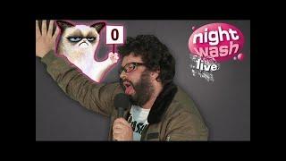 Katzenfreund - Oliver Polak bei NightWash live - Nightwash