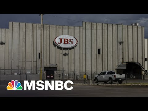 Russia-Based Hackers Targeting Key U.S. Systems   Rachel Maddow   MSNBC