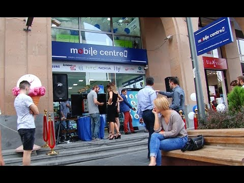 Mobile Centre խանութ-սրահում կայացել է Samsung Galaxy Note 8 սմարթֆոնի շնորհանդեսը