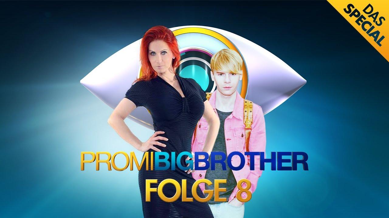 Promi Big Brother Folge 8: Percival Duke ist raus - YouTube
