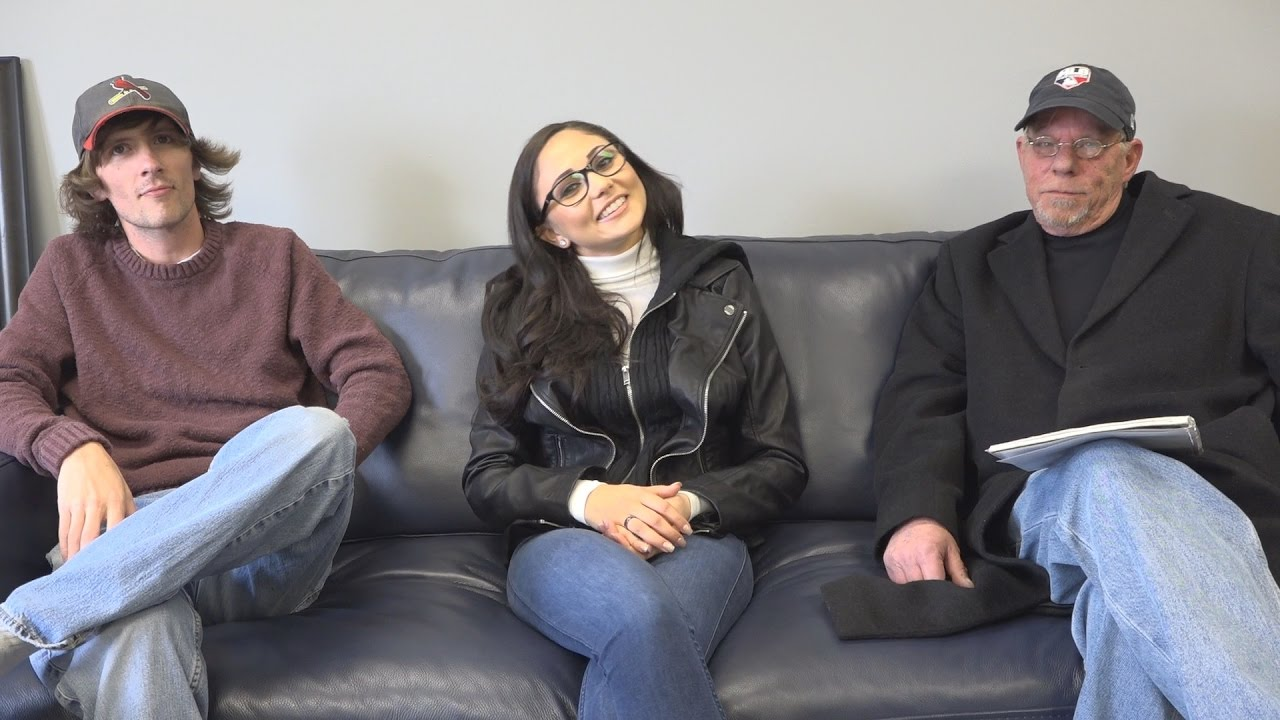 Couch Talk With Iggy And Plowboy Ariana Marie
