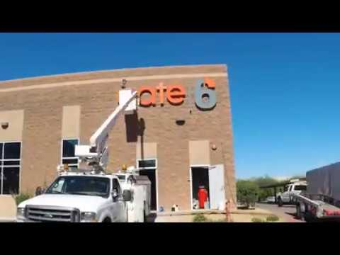Gate6 Scottsdale AZ- New Office Construction Video