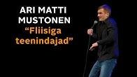 "Ari Matti Mustonen - ""Fliisiga teenindajad"""