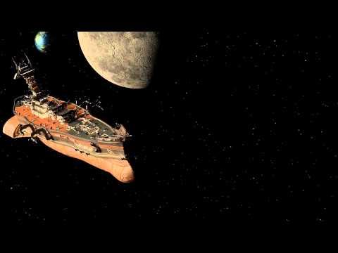 battleship animation for 3D Squirrel Challenge
