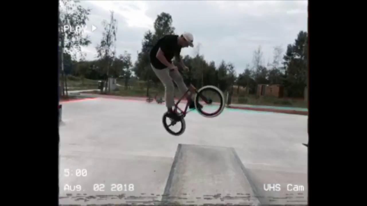 Skatepark // Budweis // VHS