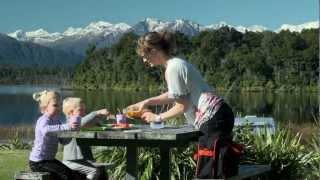 Hokitika - Lake Mahinapua - West Coast, New Zealand