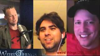 Weird Things Ep. 79 - No Stop Space Drop