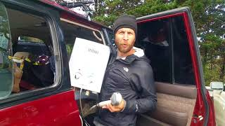 St. Louis couple moves into Toyota Land cruiser - Full time van life