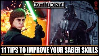 Battlefront 2 Tips - 11 Tips To Improve Your Lightsaber Dueling INSTANTLY! Battlefront Tips