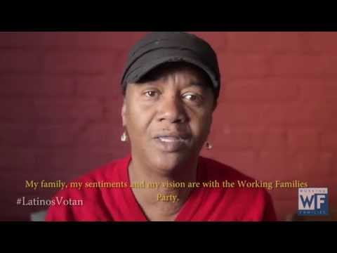 #LatinosVotan por Working Families Party (WFP) (with subtitles)