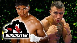 Must-See Match-Up: Vasyl Lomachenko vs. Mikey Garcia | Boxing Highlights | BOXCASTER