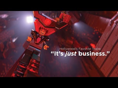 Hollywoods Favorite Trope: Its Just Business