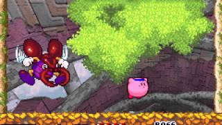 Kirby - Nightmare in Dream Land -  Boss Tower Theme - User video