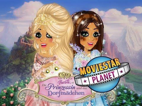 Prinzessin Und Das Dorfmädchen