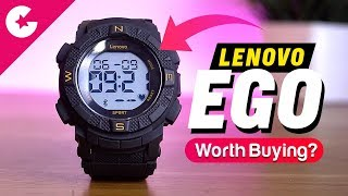 Lenovo Ego Smartwatch - FULL REVIEW!!