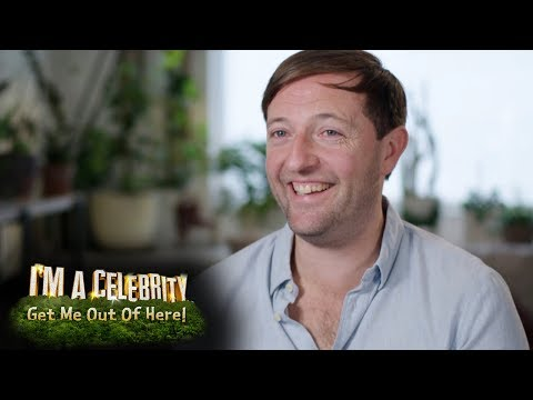 Meet... Andrew Maxwell | I'm A Celebrity... Get Me Out Of Here!