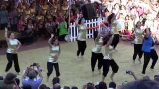 Dance Pe Chance (Rab Ne Bana Di Jodi) Bollywood Performance by Jai Ho! Dance Troupe