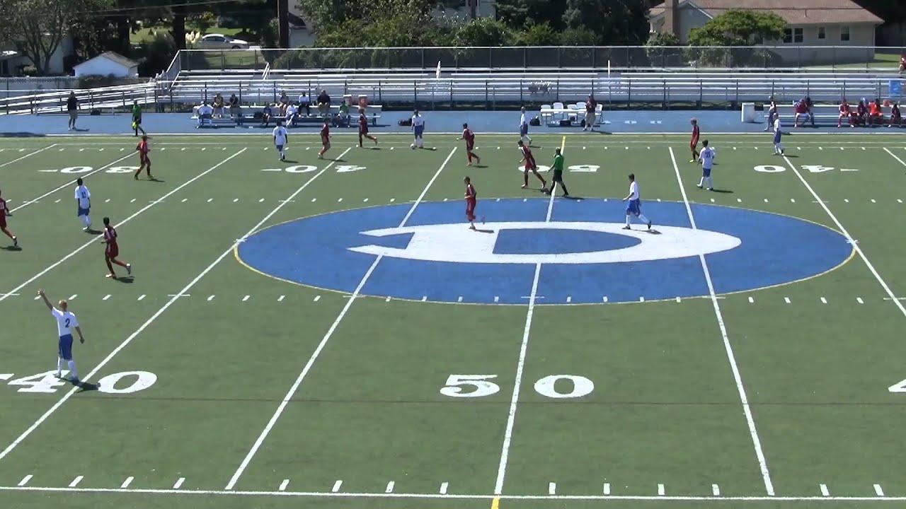 Middletown High School Soccer vs Smyrna High School Boys Varsity - 9-7-2013