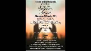 Source Divine Ministries/Restauration des Femmes Vivantes 18 déc 2020.