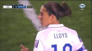 2014 CONCACAF Women's Championship: USWNT vs. Guatemala