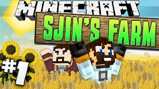Minecraft - Sjin's Farm #1 - A New Beginning