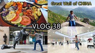 Great Wall of CHINA 🔥 Wow   Tamil Selvan Vlog #38