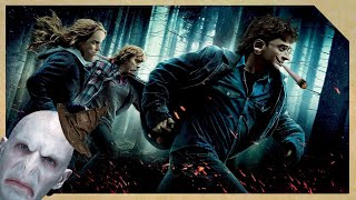 Harry Potter a Nuda V Lese   Filmstalker Relikvie Smrti část 1