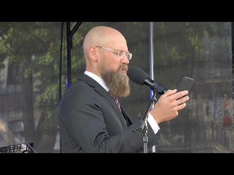 """Varro Vooglaidi kõne """"Elu Marsil"""" (28.08.2021)"""
