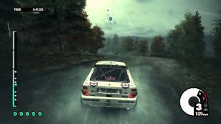 DiRT 3 - Peninsula Run, Michigan - Lancia Delta HF Integrale