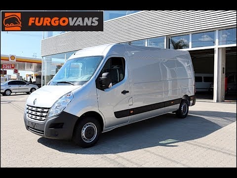 furgovans renault master furgao l3h2 2019 0km youtube. Black Bedroom Furniture Sets. Home Design Ideas