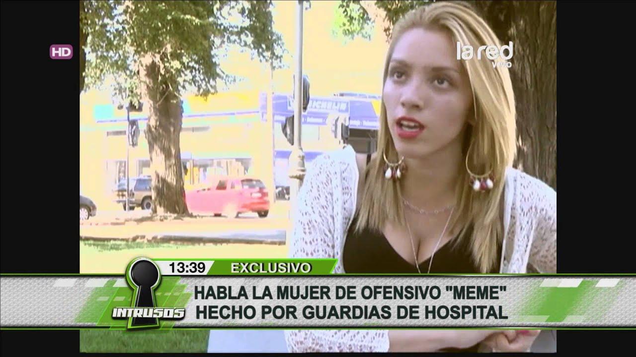 maxresdefault habla la mujer tratada de travesti en un hospital youtube,Meme Travesti