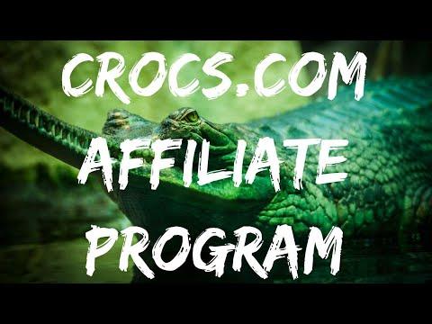 CROCS AFFILIATE PROGRAM REVIEW 💰 MAKE MONEY ONLINE