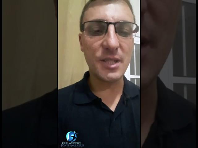 Testemunho da casa própria do Luis Fernando Zonaro