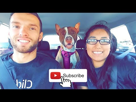 OUR FIRST VIDEO!!!! Get To Know Us.   Samantha&John