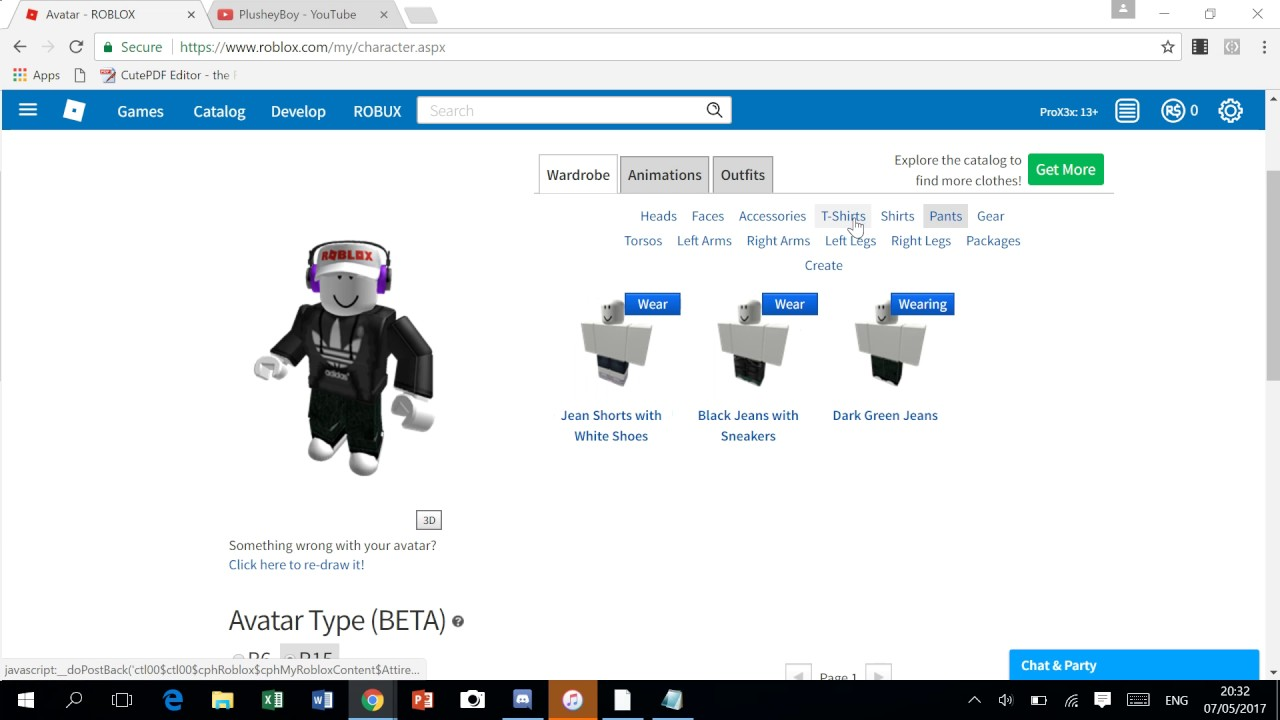Noob To Pro Free Account Roblox Youtube