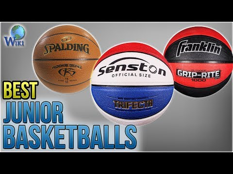 10 Best Junior Basketballs 2018 - YouTube