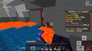 UHC RUN  FIRE ASPECT 2 Y 8 KIILLLS!!?