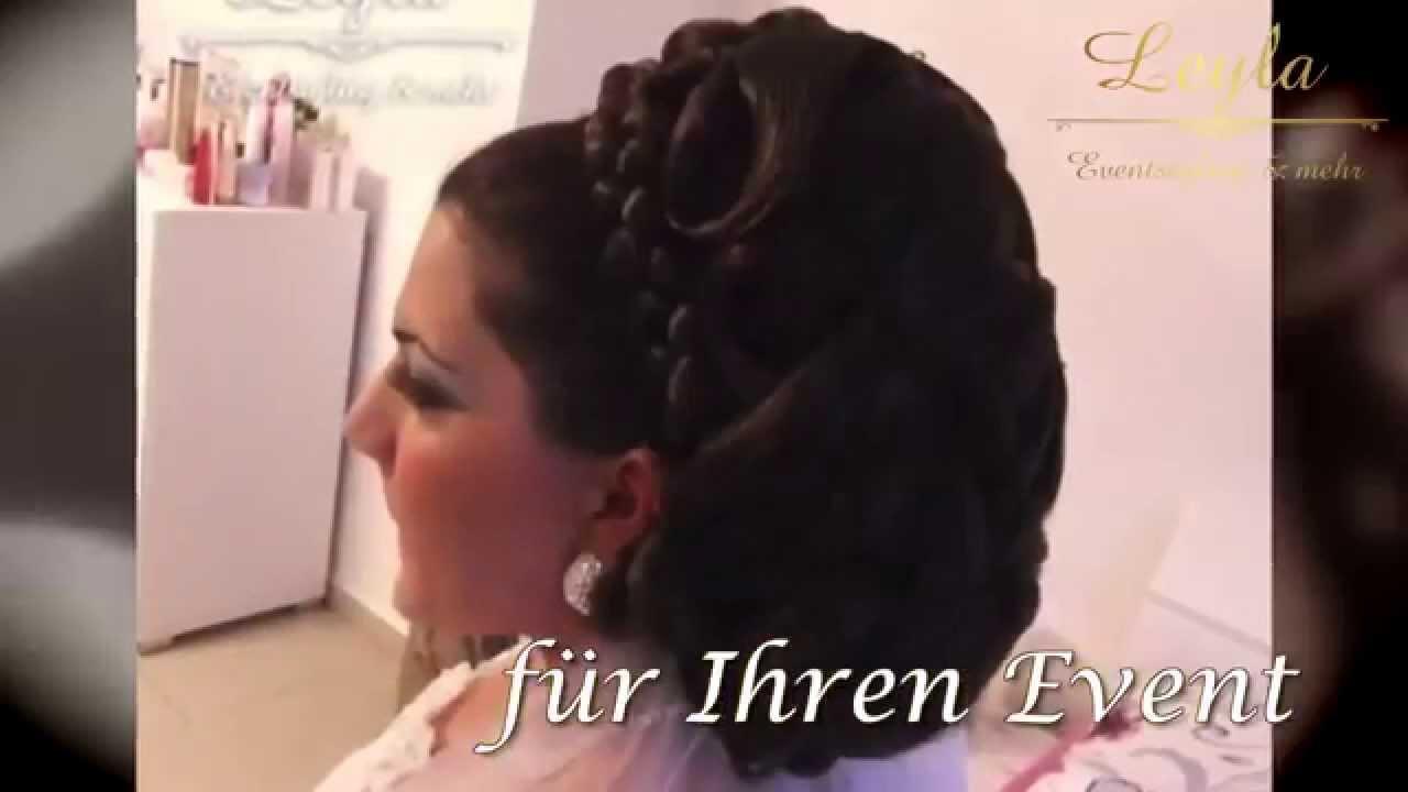 LEYLA-Hair and Beauty# Friseursalon Bielefeld 'Hochsteckfrisuren