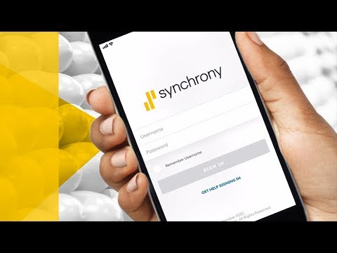 The Synchrony Bank Mobile App | Banking In Sync With You