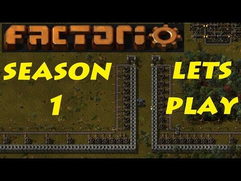 Factorio Multiplayer S01E11 - New Iron Deposit Claimed!