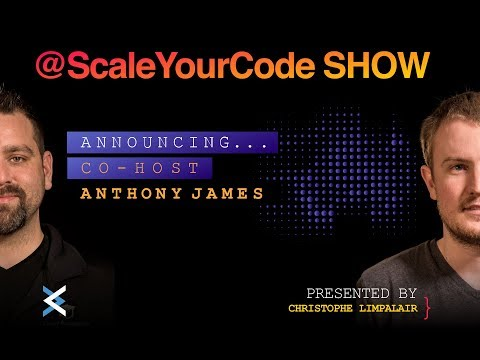 with Anthony James – Founder of Linux Academy – NEW COHOST!