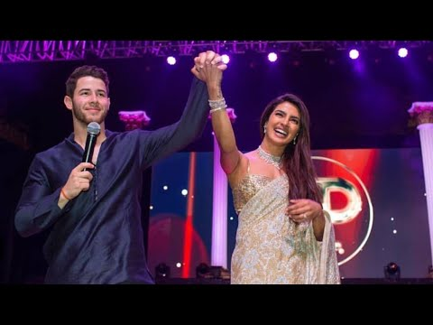 Priyanka Chopra Nick Jonas BIGGEST Sangeet Ever  FIRST Pictures and s